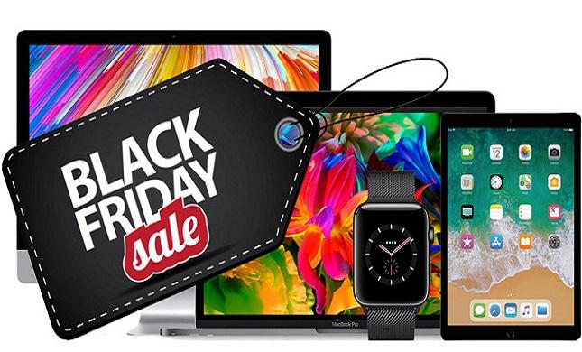 Apple tendrá cuatro días seguidos de Black Friday