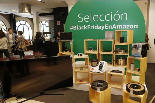 Casa Amazon Madrid