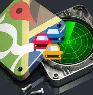 Google Maps realiza pruebas para notificar sobre accidentes y radares