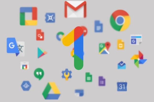 Google One es el nuevo sustituto del servicio Google Drive