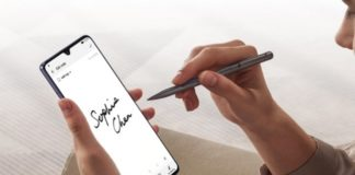 Huawei lanza al mercado teléfonos capaces de dibujar como un pintor