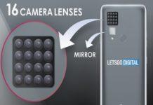 LG diseña nuevo smartphone con 16 cámaras