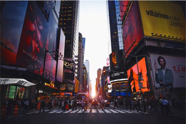 Nueva York, nueva sede de Amazon