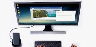 Samsung Galaxy S9 se transforma en ordenador