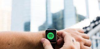 Spotify publica su versión beta para Apple Watch