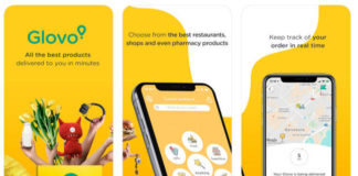 Supermercado online de Glovo