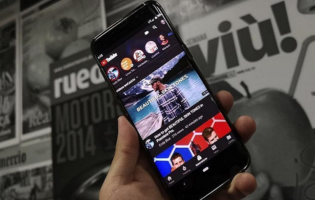 YouTube lanza las Stories en España
