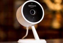 Cámara de vigilancia de Amazon