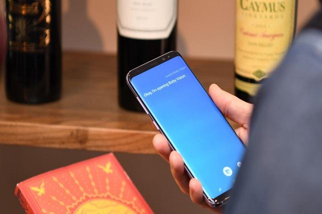 Asistente de voz de Samsung