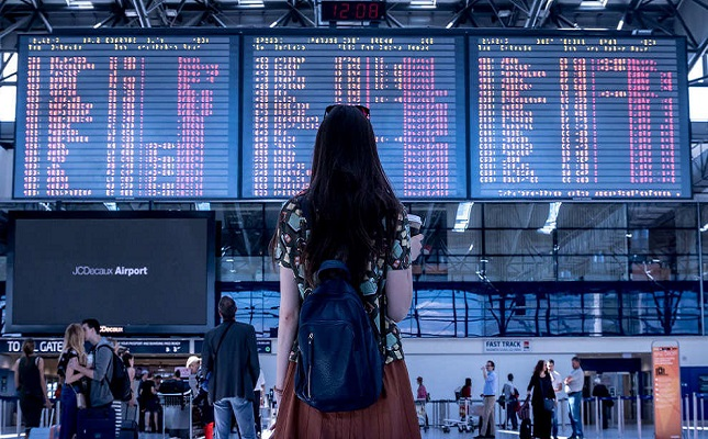 Google Assistant será capaz de pronosticar si los vuelos se retrasan