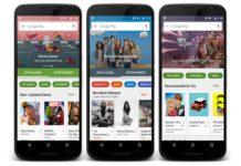 Google Play Store renueva su estética e incluye nuevas opciones