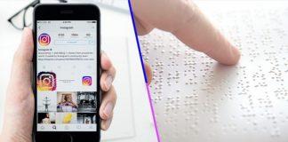 Instagram para usuarios con problemas de visión
