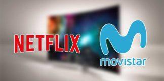 Netflix llega a Movistar con nuevas tarifas y contenido