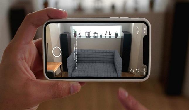 Realidad aumentada de Amazon muestra productos virtuales antes de comprarlos