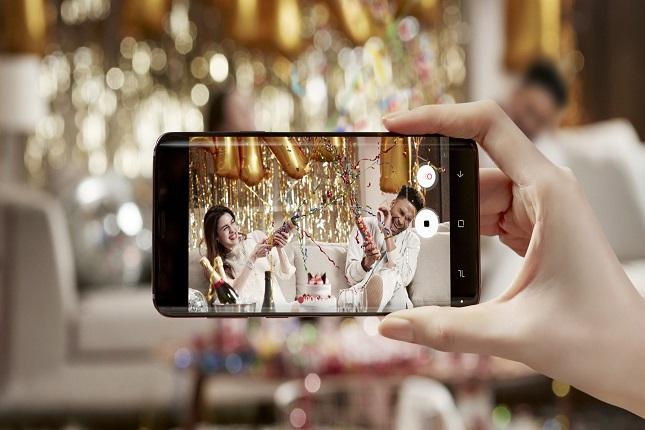 Samsung utilizará el modo fotográfico Night Bright para las fotos nocturnas
