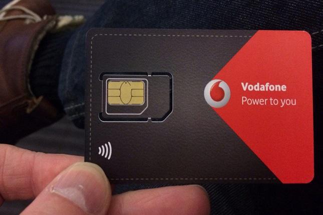 Vodafone promociona nuevas tarifas para tarjetas prepago durante la navidad