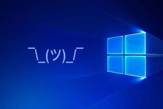 Windows 10 dará soporte a los emoticonos kaomoji