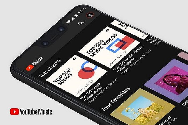 YouTube Music indicará tendencias en canciones