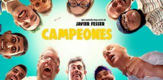 campeones pelicula