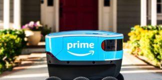 Amazon prueba el funcionamiento de sus robots repartidores en Estados Unidos