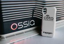 Carcasa Spigen Forever Sleeve carga el móvil a través del aire