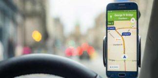 Radares de velocidad de Google Maps