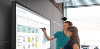 Monitores 4K podrían reemplazar a las pizarras de clase actuales