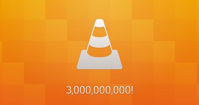 VLC Media Player celebra exito de descargas