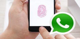 WhatsApp desarrolla un nuevo bloqueo de seguridad con huella dactilar