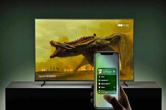 iTunes y AirPlay 2 expandirán su contenido a otros televisores