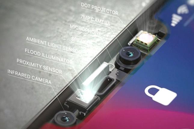 Apple adapta su tecnología Face ID para abrir el coche