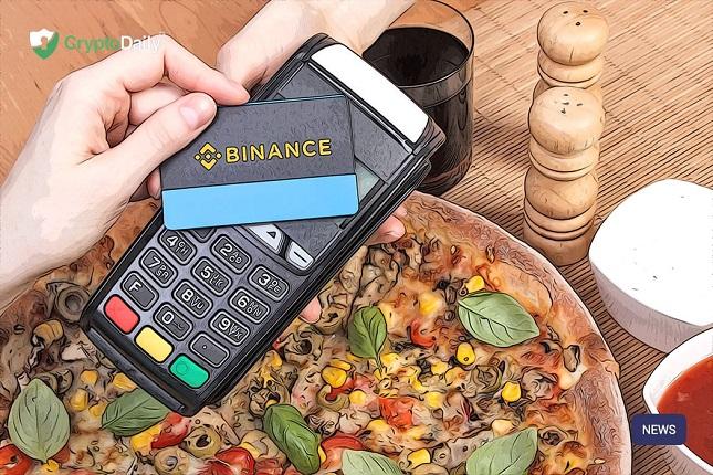 Binance admite comprar con tarjeta de crédito y débito