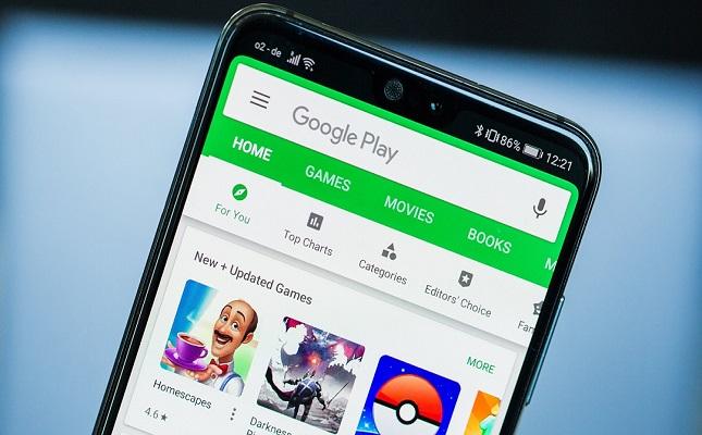 Google Play Store recomendará apps