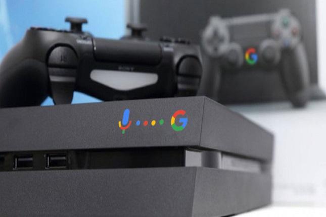 Juegos en la nube de Google