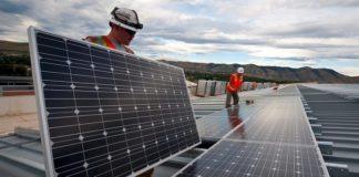 LG lanza placas solares en España