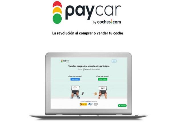 Paycar es la nueva web de la DGT para compraventa de coches