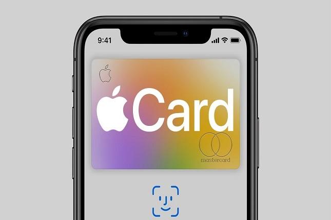 Tarjeta de crédito Apple Card