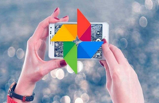 Nuevos elementos de Google Fotos