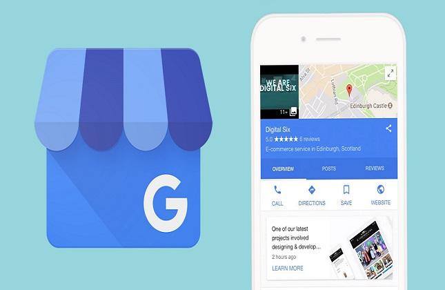 Ofertas Google My Business