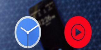 Alarma de Google compatible con YouTube Music