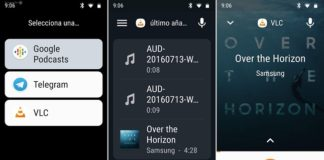 VLC para Android Auto