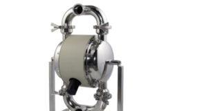 bomba neumática de doble membrana