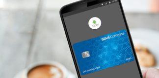 BBVA permitirá a clientes pagar con Samsung Pay