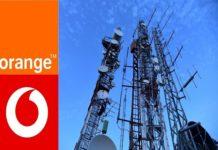 Orange y Vodafone mejorarán cobertura en España