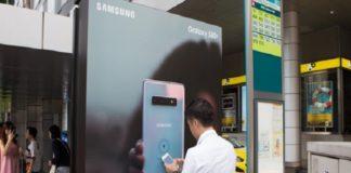 Campaña se Samsung Galaxy S10+