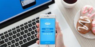 Skype permite compartir la pantalla del móvil