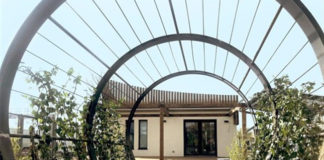 Casa sostenible de LG