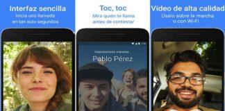 Videollamadas de Google Duo