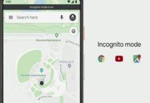 Google Maps estrenará modo incógnito