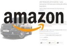Amazon ofrece servicio de renting online